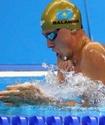 Баландин завоевал третью медаль на этапе мирового турнира от FINA