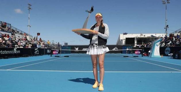 Первая ракетка Казахстана обошла победительницу US Open после второго титула WTA в карьере