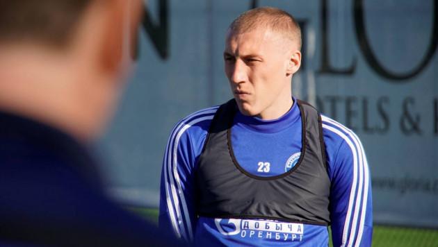 Российский клуб определился с лишним игроком после прихода казахстанца Куата