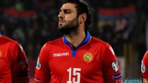 Пятый клуб КПЛ взял на просмотр еще одного футболиста сборной Армении