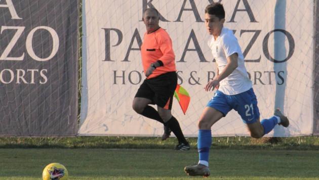 Казахстанец сыграл первый матч за  российский клуб под руководством нового тренера