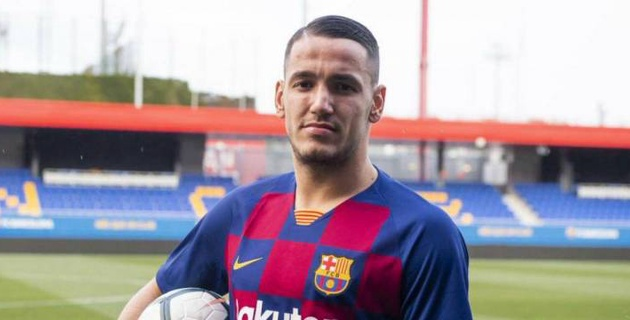 """""""Барселона"""" купила нападающего за 700 тысяч евро"""