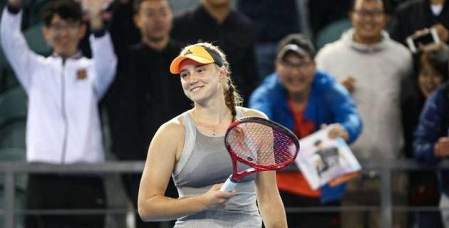 Первая ракетка Казахстана стартовала с победы на Australian Open
