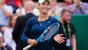 Третья казахстанская теннисистка за день стартовала с победы на Australian Open