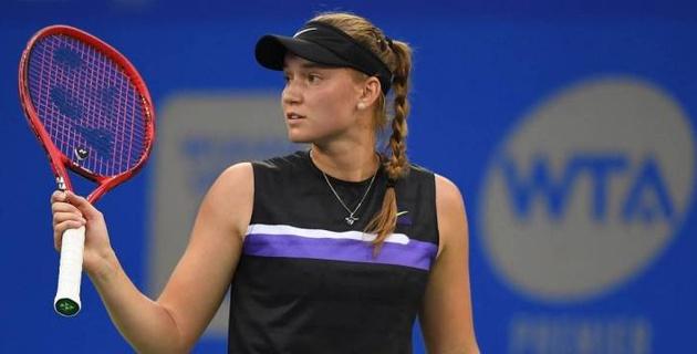 20-летняя казахстанка выиграла второй матч на Australian Open и вышла на первую ракетку мира