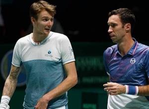 """Казахстанские теннисисты стартовали с победы над действующими победителями """"Ролан Гаррос"""" на Australian Open-2020"""
