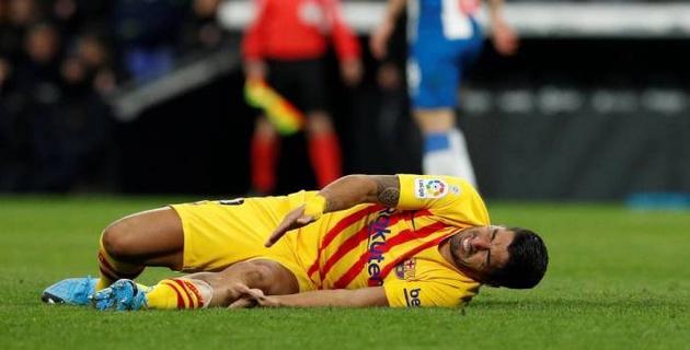 """Травма Суареса обойдется """"Барселоне"""" в 120 миллионов евро"""