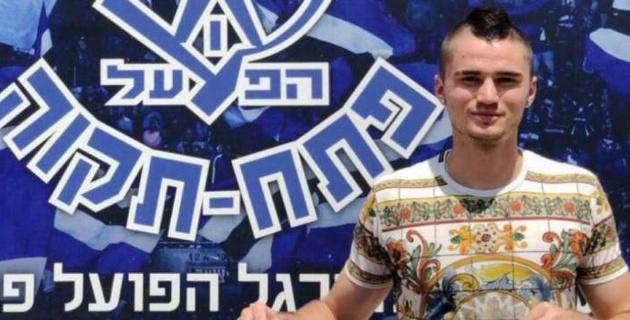 Обладатель Кубка Израиля заинтересовался казахстанским футболистом