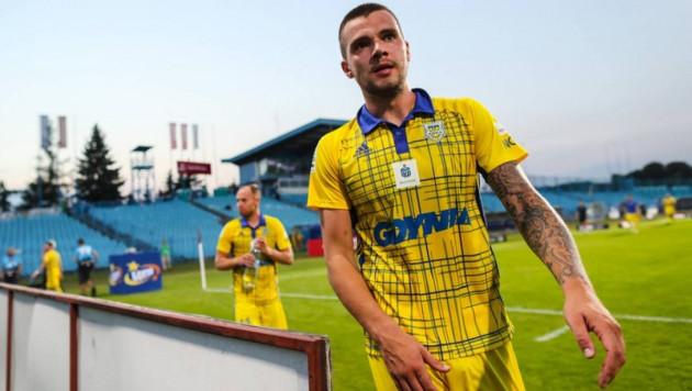 Экс-форвард бельгийских клубов рассказал о переходе в состав участника Лиги Европы от Казахстана