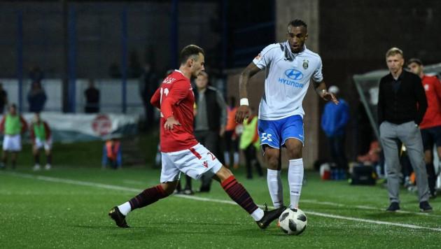 Игравший в Испании российский защитник с нигерийскими корнями может перейти в казахстанский клуб
