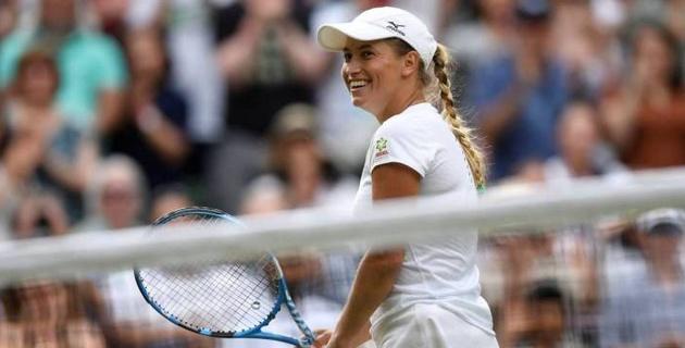 Казахстанка Путинцева выиграла второй матч на Australian Open и вышла на третью ракетку мира