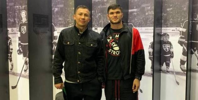 Головкин объявил о старте тренировочного лагеря