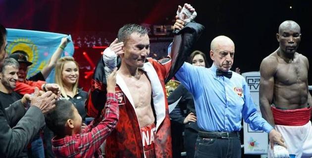 Канат Ислам должен задуматься о завершении карьеры - обозреватель Boxingscene.com