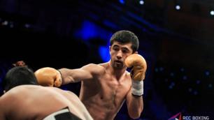Узбекский боксер сенсационно проиграл нокаутом и потерял статус непобежденного