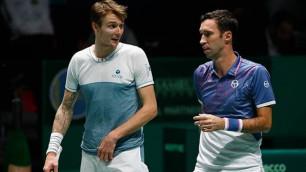 Казахстанские теннисисты вышли в третий круг парного разряда на Australian Open-2020
