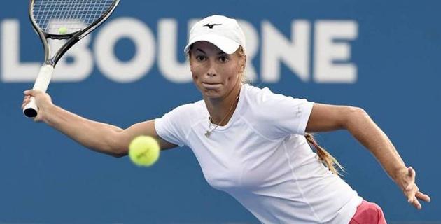 Путинцева проиграла третьей ракетке мира и выбыла с Australian Open