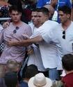 Болельщики подрались перед матчем Australian Open