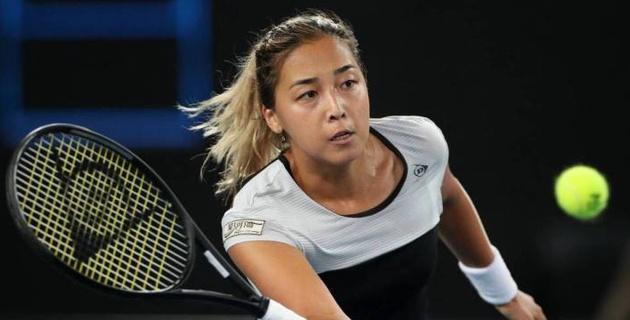 Зарина Дияс уступила десятой ракетке мира на Australian Open