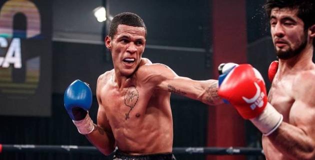 21-летний венесуэлец прокомментировал сенсационную победу нокаутом над небитым узбекским боксером