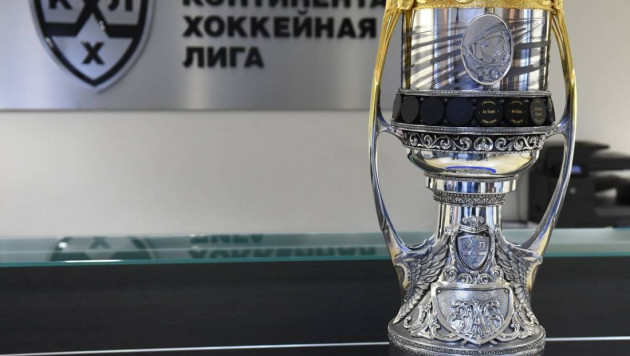 """В конференции """"Барыса"""" определился первый участник плей-офф КХЛ"""