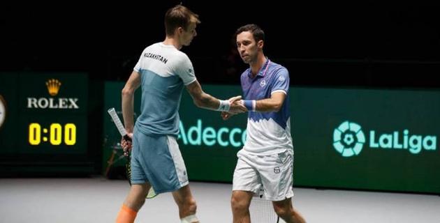 Казахстанские теннисисты Кукушкин и Бублик вышли в четвертьфинал Australian Open-2020