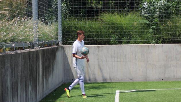 В потенциале он мог бы играть за сборную России - агент казахстанца из испанского клуба