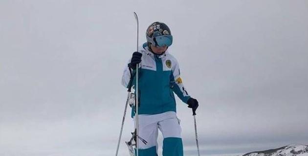 Казахстан завоевал две медали на этапе Кубка Европы по могулу