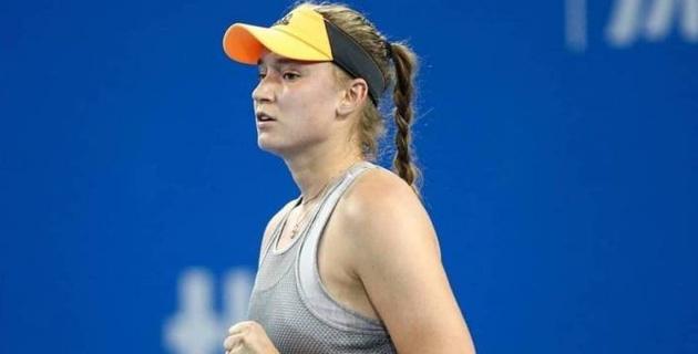 20-летняя теннисистка спустя семь лет повторила рекорд Казахстана в рейтинге WTA