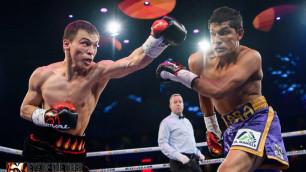 Зарубежный эксперт оценил нокаут казахстанца Джукембаева и высказался о его перспективах на чемпионский бой