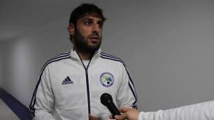 Футболист сборной Армении подписал контракт с клубом КПЛ