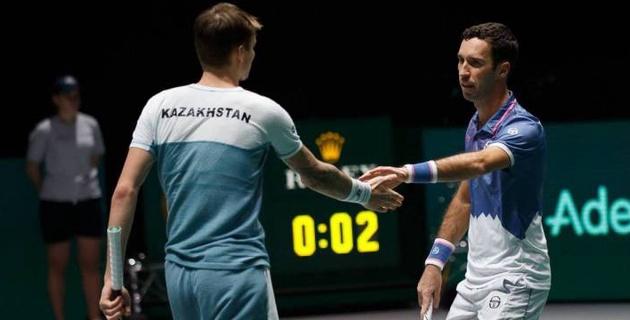 Казахстанские теннисисты узнали соперников по первому в истории полуфиналу Australian Open