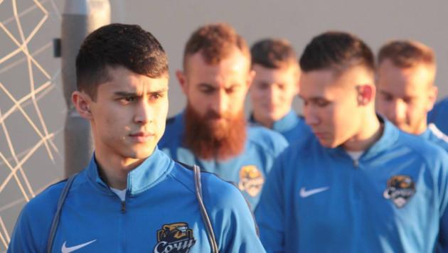 Все из-за Кокорина? Казахстанский нападающий может вернуться в КПЛ из российского клуба
