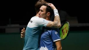 Плюс 323 позиции. Казахстанские теннисисты после исторического полуфинала на Australian Open взлетели в рейтинге ATP