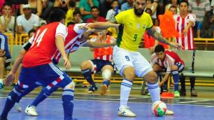 Казахстанский футзальный клуб возглавил один из лучших игроков в истории Бразилии