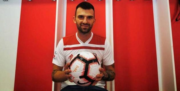 Новичок КПЛ подписал футболиста с опытом игры в Европе