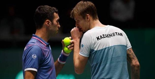 Казахстанские теннисисты остановились в шаге от выхода в первый финал в истории Australian Open