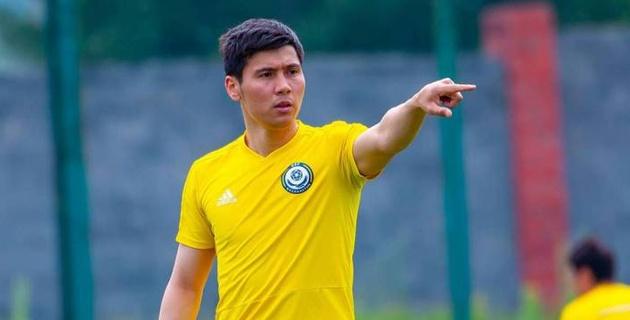 Исламхан официально представлен в качестве игрока арабского клуба
