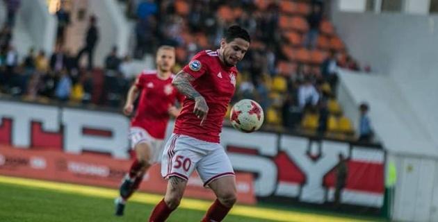 Экс-легионер КПЛ с опытом игры в Бельгии определился с новым клубом