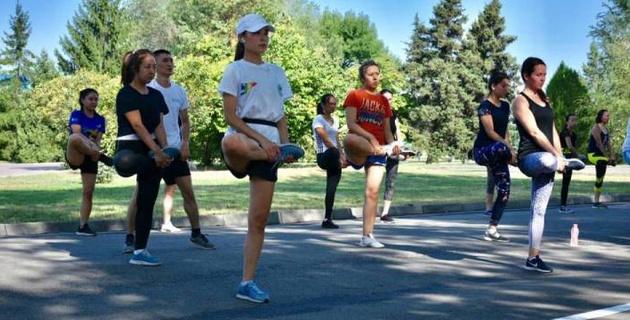 В Алматы стартуют бесплатные беговые тренировки