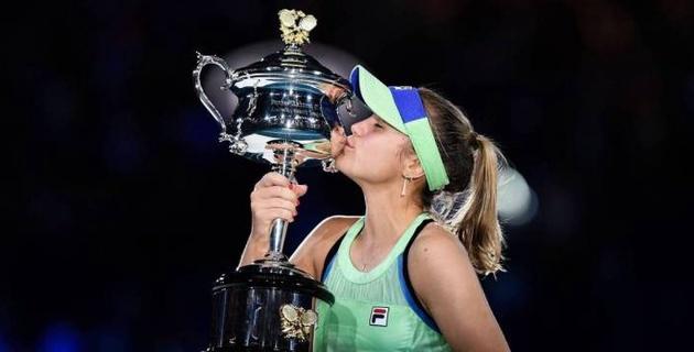 21-летняя уроженка Москвы из США выиграла Australian Open