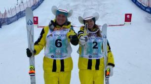 Галышева и Рейхерд завоевали медали на этапе Кубка мира по могулу