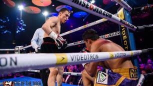 WBA оценила победу Джукембаева нокаутом в первом бою после завоевания двух титулов