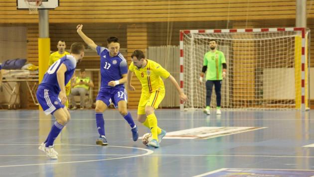 Сборная Казахстана по футзалу умудрилась проиграть после 83 ударов по воротам