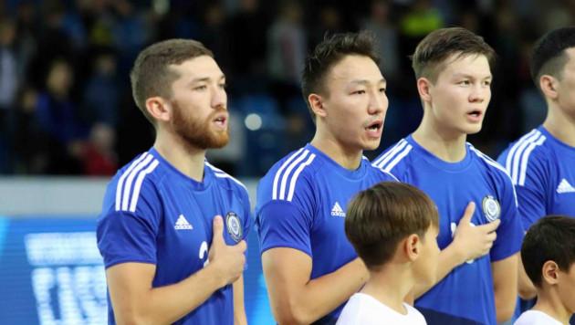 Сборная Казахстана по футзалу одержала первую победу в элитном раунде отбора на ЧМ-2020