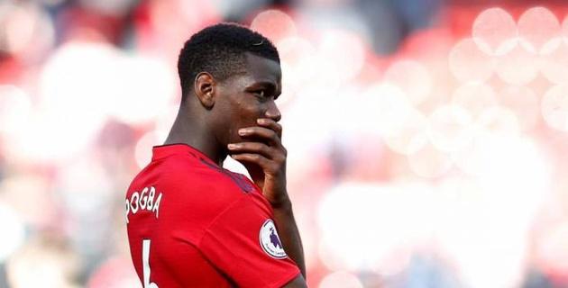 """Футболисты """"Манчестер Юнайтед"""" захотели избавиться от Погба"""