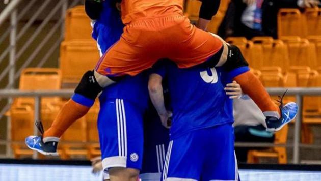 Прямая трансляция решающего матча сборной Казахстана в элитном раунде отбора на ЧМ по футзалу