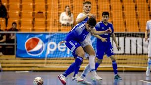 Стыки или прямая путевка? Как сборной Казахстана занять первое место в группе отбора на ЧМ по футзалу