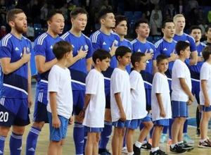 Сборная Казахстана по футзалу разгромила Чехию и вышла на чемпионат мира-2020