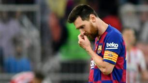 """Конфликт Месси с руководством """"Барселоны"""" получил неожиданное продолжение"""