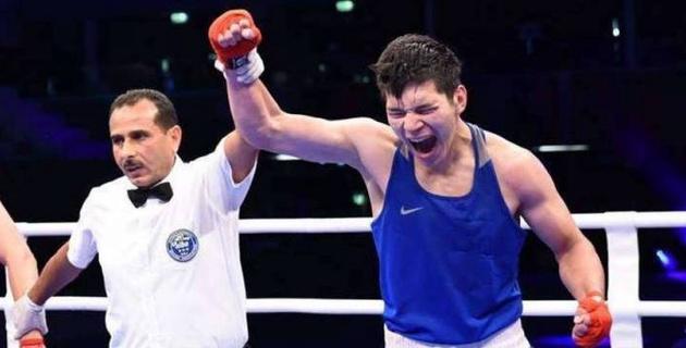 Шаг до финала. Сколько медалей гарантировали боксеры сборной Казахстана на турнире Венгрии